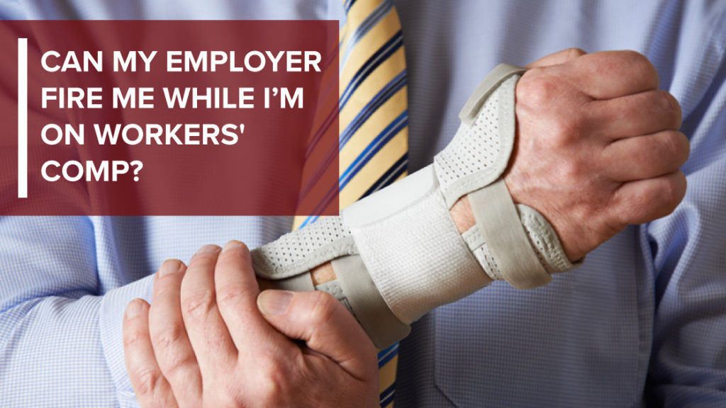 Can I Be Fired for Filing Workers Compensation? | Know Your