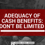 workers comp and cash benefits