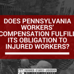 pa workers compensation benefits