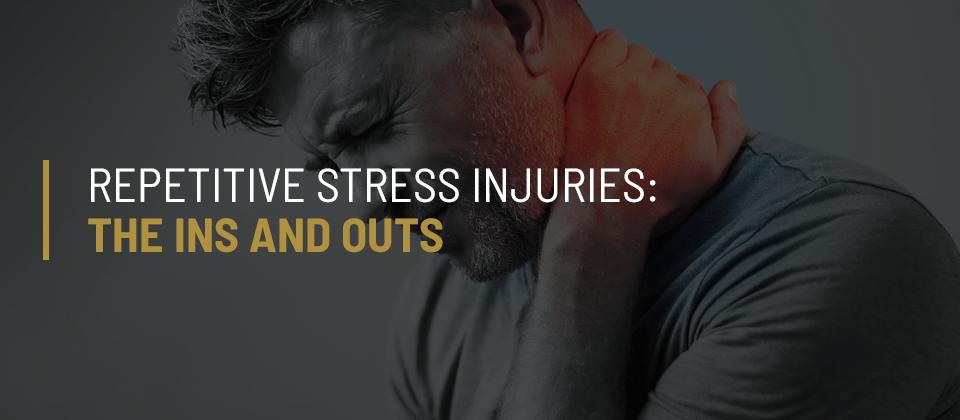 Repetitive Strain/Stress Injuries: Getting Workers