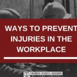 Prevent Workplace Injuries Works Comp Tips