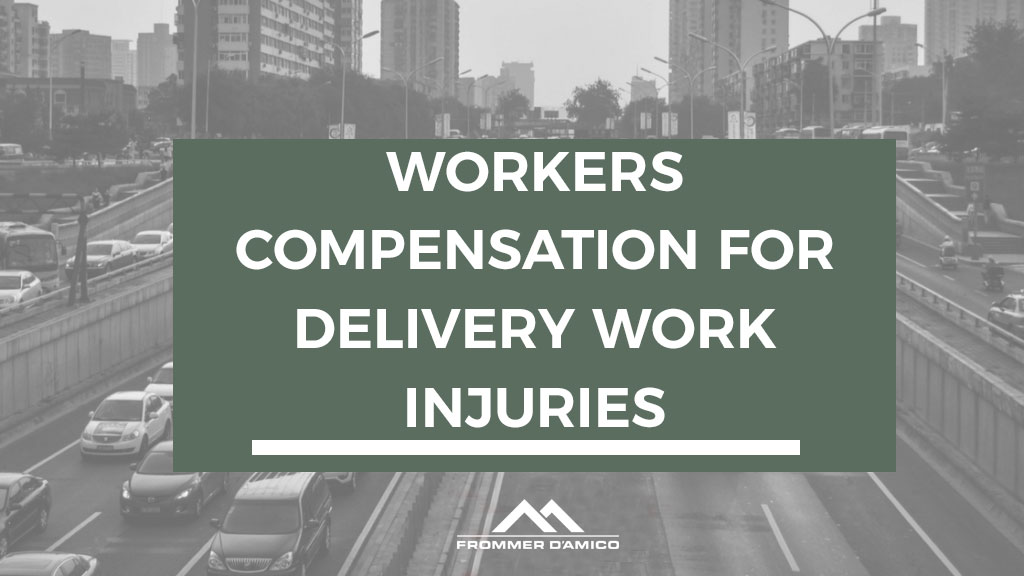 PA Workers Compensation for Delivery Drivers | Get Compensation